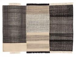 Teppich 'Tres Black', Nr.244