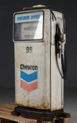 Tanksäule 'Chevron'