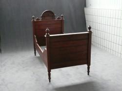 Bett, Gründerzeit