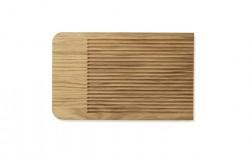Holzbrettchen Brot