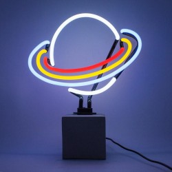 'Saturn', Neon
