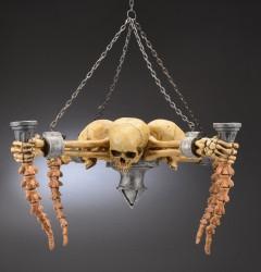 Kronleuchter - Skelett