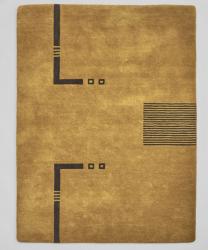 Delano Carpet, Ocher