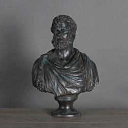 Aristoteles Skulptur