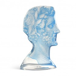 Acrylskulptur 'God Bust'