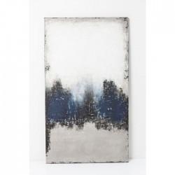 Abstraktes Bild 'Into the sea'