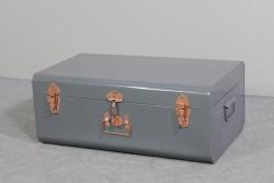 Koffer grau