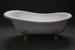 Badewanne - Goldfuß