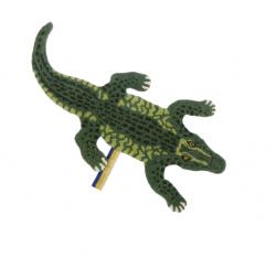 Kinderteppich 'Coolio Krokodil'