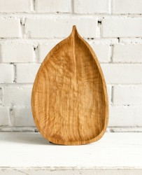 Holztablett Elm